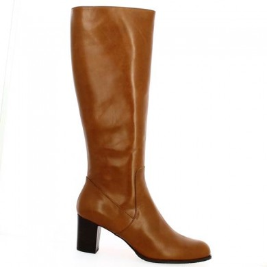 CATHY Leather Camel