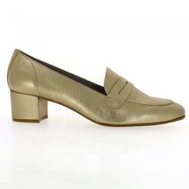 Women's Bronze Heel Derby 42 43 44 45