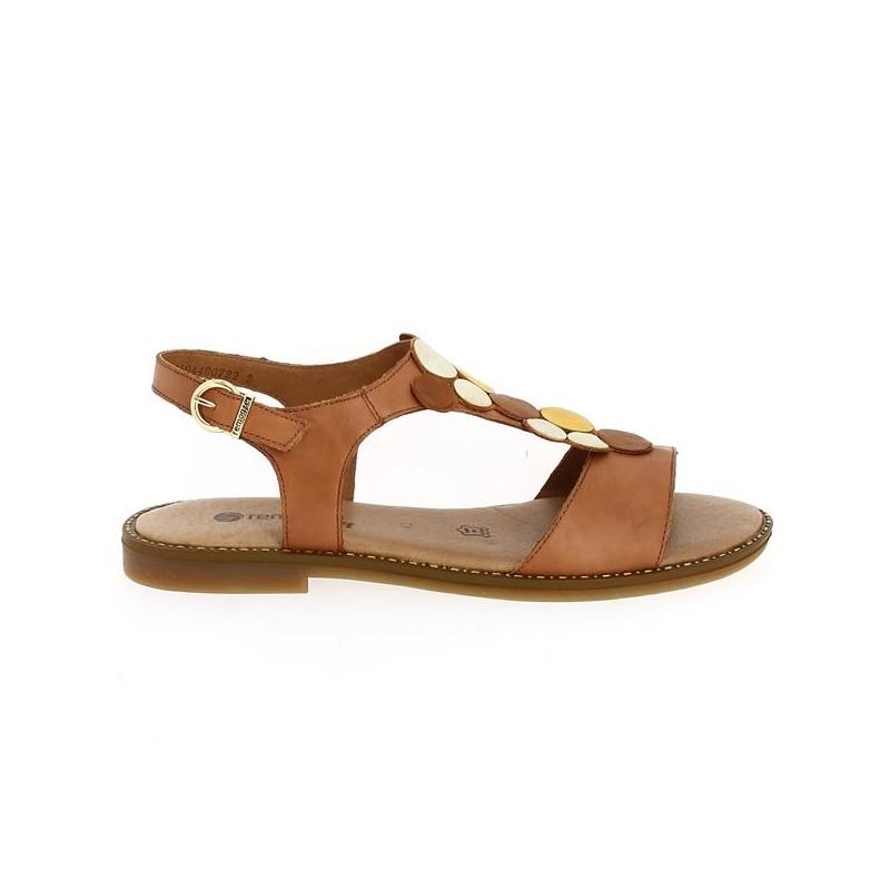 Sandale Camel Remonte Femme Grande Taille