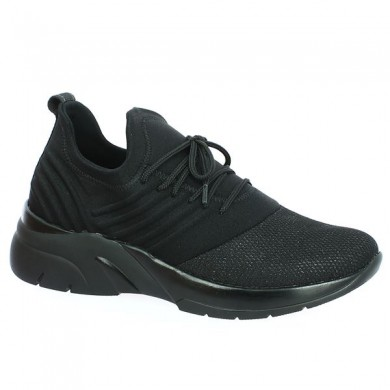 Baskets Remonte Grande Taille Sneakers 42, 43, 44, 45 Noire