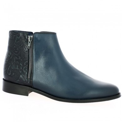bottines cuir taille 43