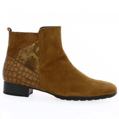 Bottine Gabor Camel 42 42.5 43 44 Patchwork