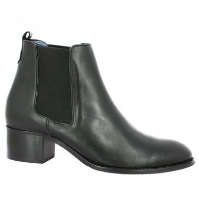 Black Chelsea Large Heel Heel 42 43 44 45