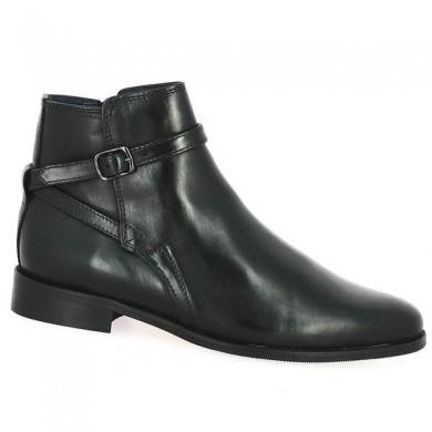 boots grande pointure noire cavaliere femme 42 43 44 45