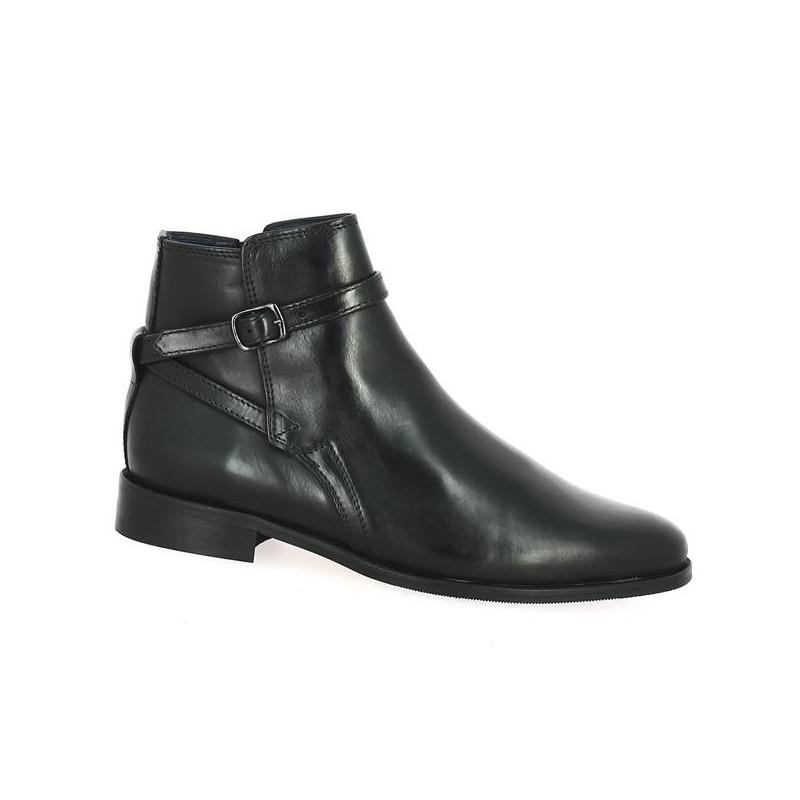 boots large black cavalier woman size 42 43 44 45