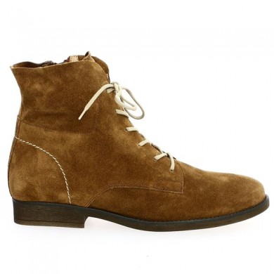 VOGUE Nubuck Camel