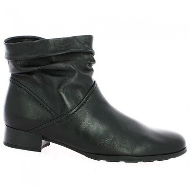 Large size soft gabor boot