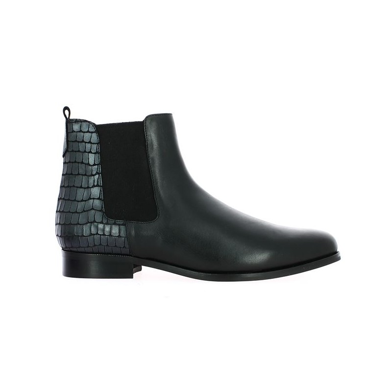 Women's Big Size Leather Boot Shoesissime
