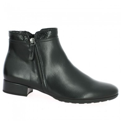 Gabor Large Size Black Boots