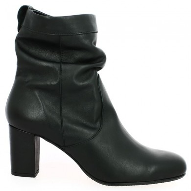 Shoesissime crumpled ankle boot Shoes large size