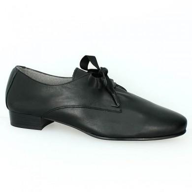 BETTY Leather Black