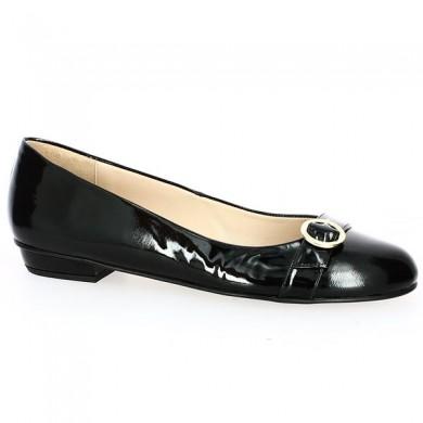 Ballerine Vernie Noire 42, 43, 44, 45