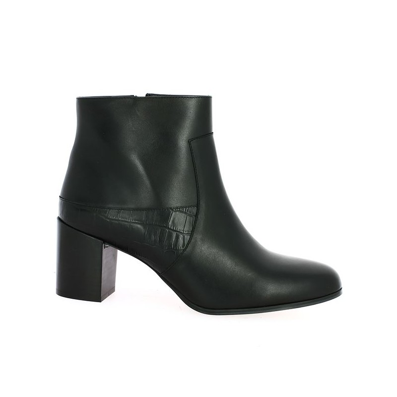 Boots Leather Large Size Woman Shoesissime