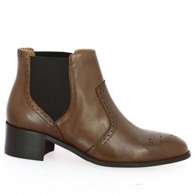 Boots Marron Grande Taille Shoesisisme