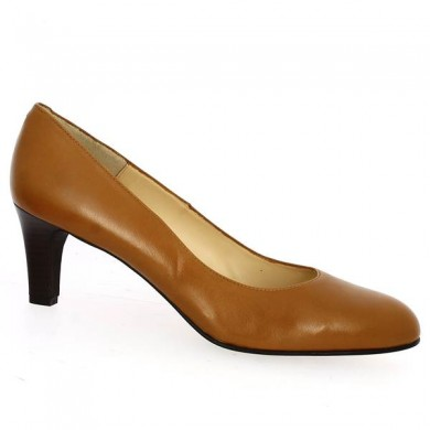 CARLA Camel Leather
